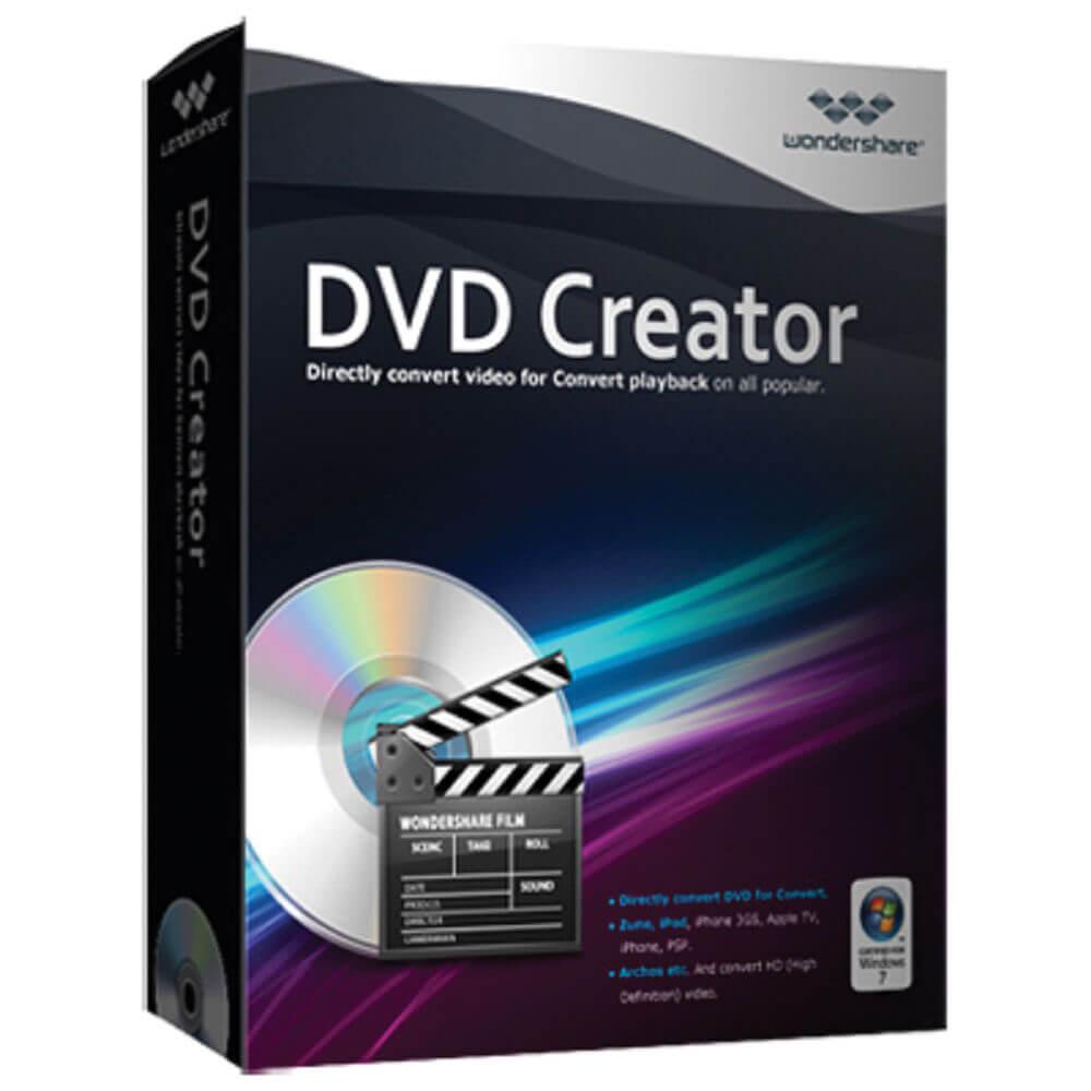 Wondershare DVD Creator 6.2.9 Cracked