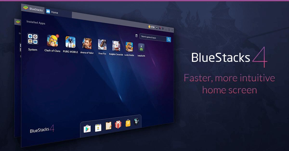 BlueStacks 4 Premium Serial Key