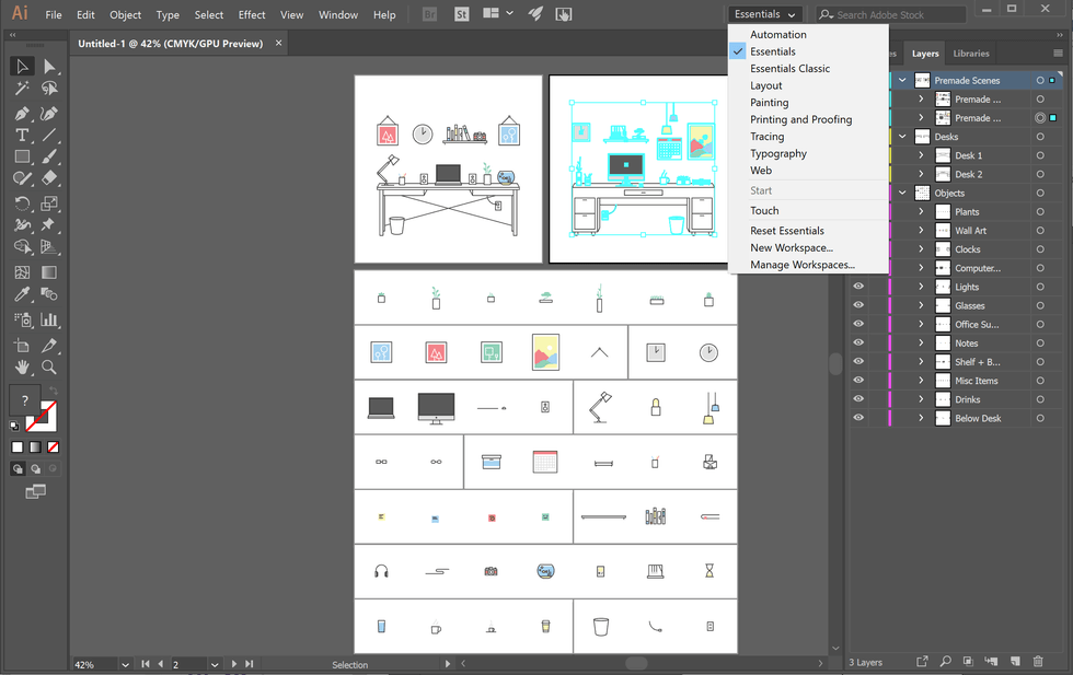 Adobe illustrator 24.1.2.402 Licence Key