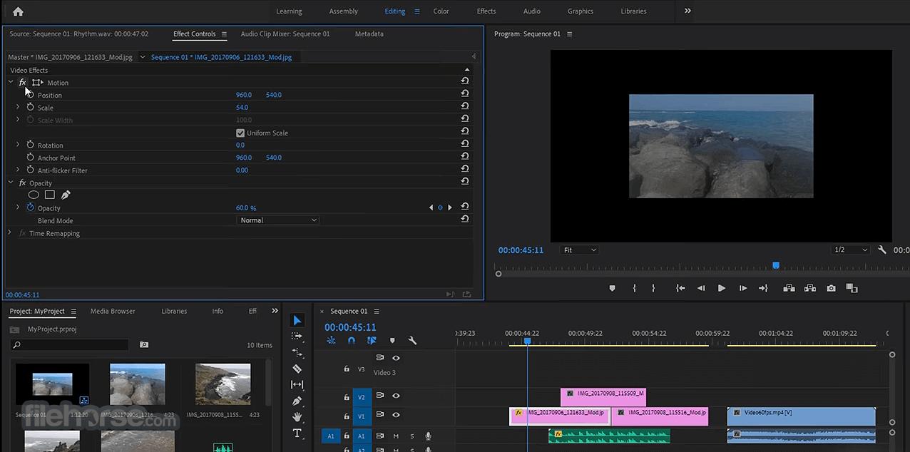Adobe Premiere Pro 14.1 Keygen Patch