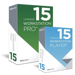 VMware Workstation PRO 15 With Crack