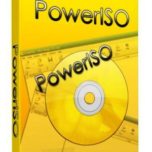 PowerISO 7.6 With Cracked Keygen