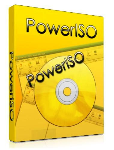 PowerISO 7.6 With Cracked Keygen