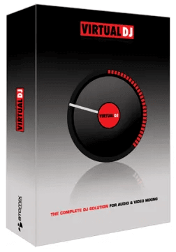 Virtual DJ Pro Infinity v8.4 With Cracked Patch