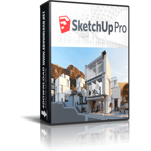 SketchUp Pro 2019 v19.3 With Cracked Patch