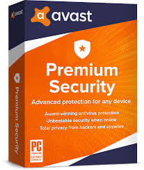 Avast Premium Security 19.8 With Cracked