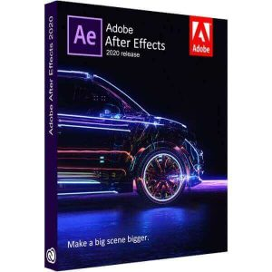Adobe After Effects CC 2020 v17.0 With Cracked