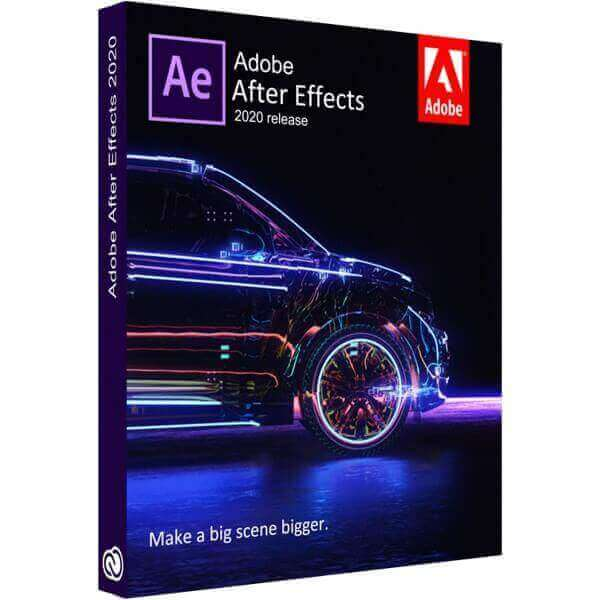 Adobe After Effects CC 2020 v17.0 With Crack