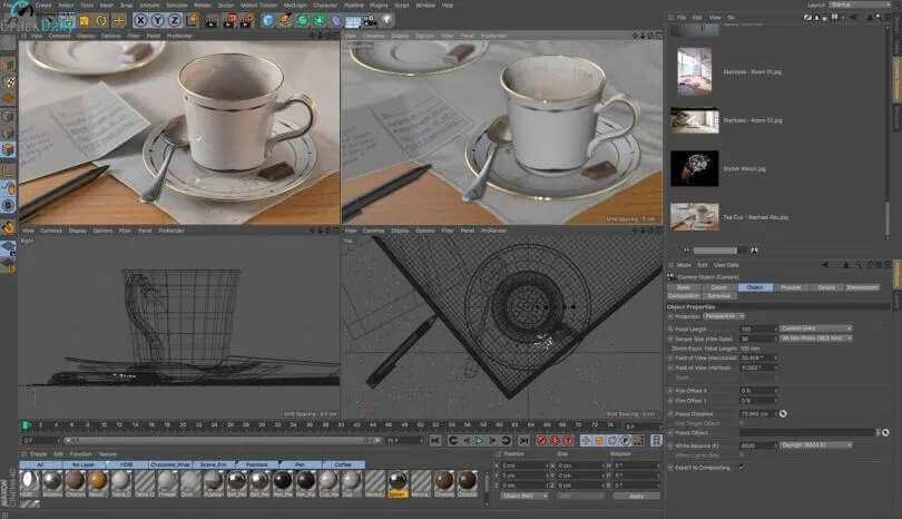 Maxon CINEMA 4D Studio R22 With Activation Code