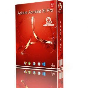 Adobe Acrobat XI Pro 11 With License Key