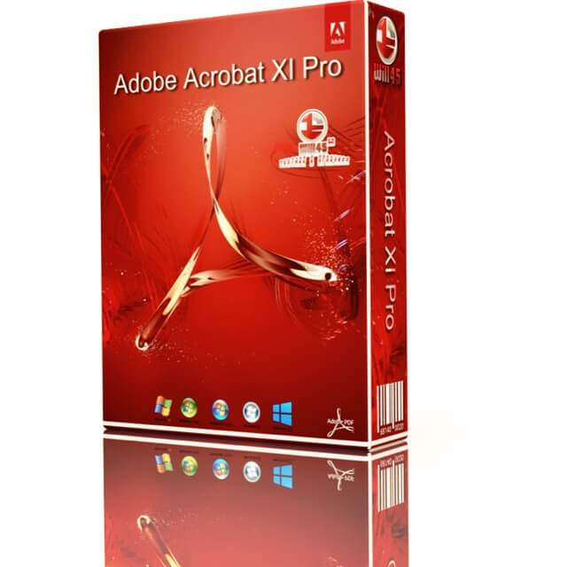 Adobe Acrobat XI Pro 11 With Crack