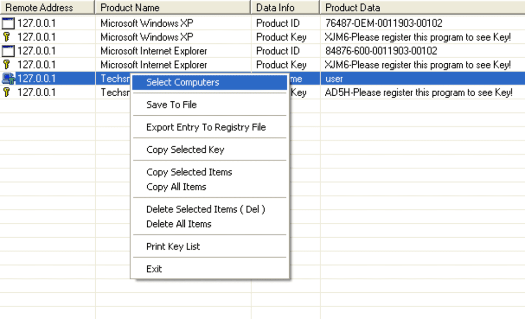 Product Key Explorer 4.1.2.0 With Serial Key