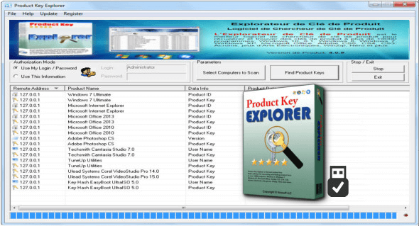 Product Key Explorer 4.1.2.0 With Cracked Patch