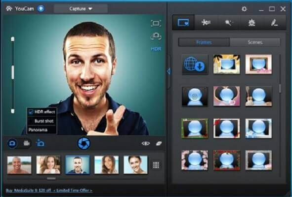 CyberLink YouCam Deluxe 9.0 With Activation key