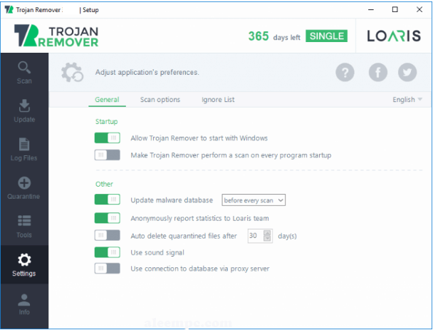 Loaris Trojan Remover 3.1 With Activation Key