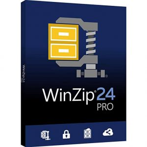WinZip 24 PRO With License Key