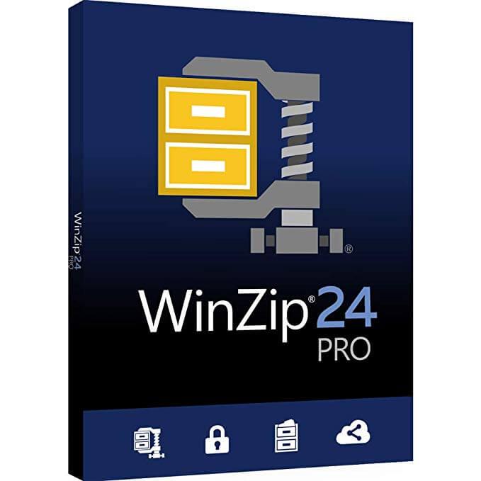 WinZip 24 PRO With Crack