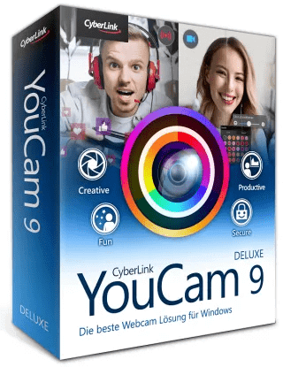 CyberLink YouCam Deluxe 9.0 With Serial Key