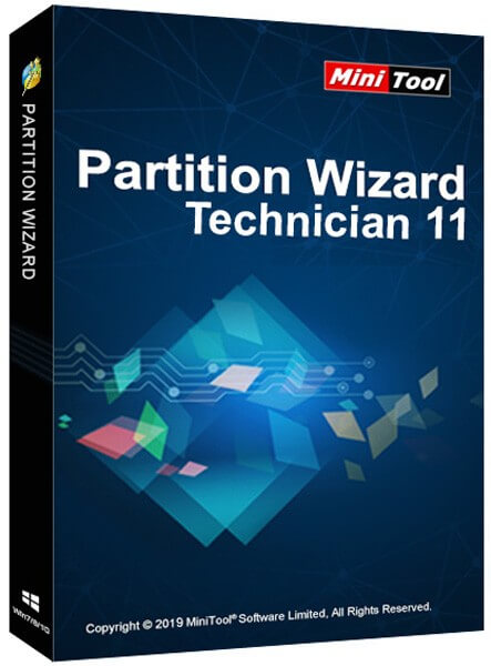 MiniTool Partition Wizard 11.6 With Crack