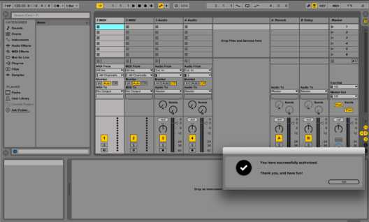 ableton live 10 activation key