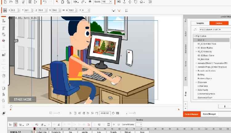 cartoon animator 4 serial key