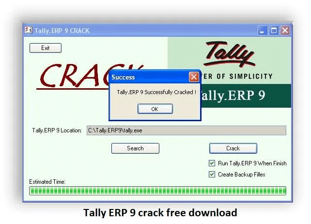 Tally ERP 9 With Activation Key