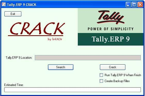 Tally ERP 9 With Cracked Patch