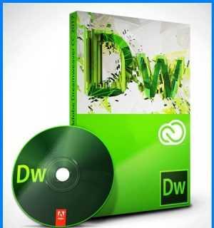 Adobe Dreamweaver CC Serial Key