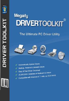 Driver Toolki Crack Full License Key Free 2021