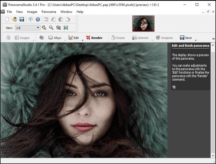 PanoramaStudio Pro License Key Download