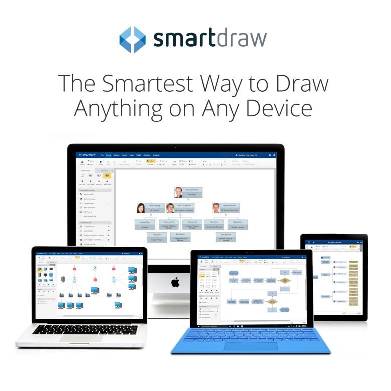SmartDraw 2019