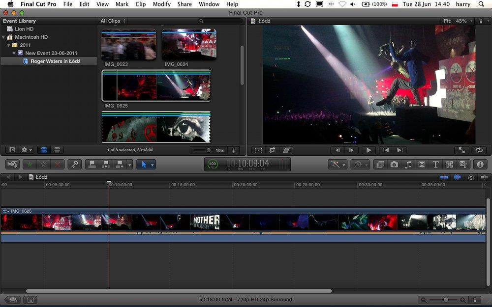 Final Cut Pro X Crack with Serial Key