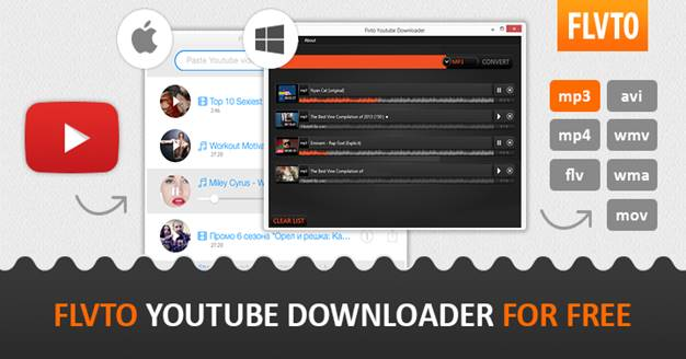 Flvto YouTube Downloader license Key Apk