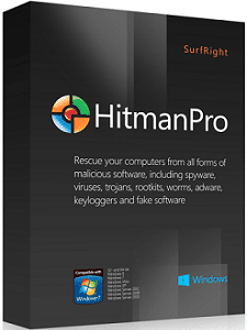 HitmanPro Crack Patch License Keys