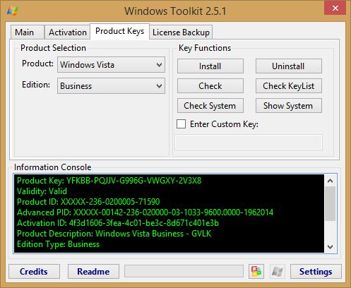 Microsoft Toolkit Key