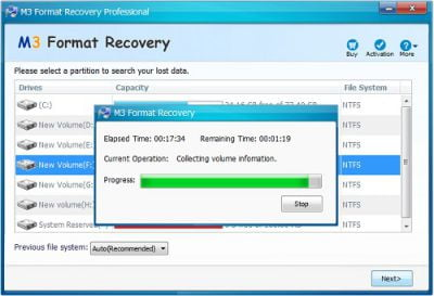 m3 data recovery software free download full version 1