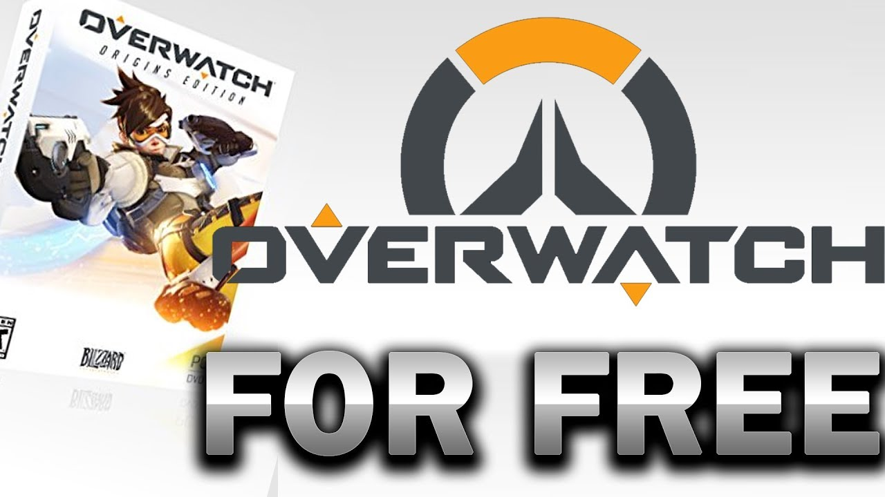 overwatch activation key free pc